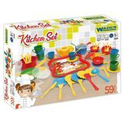 Wader, Zestaw kuchenny z tacą Kitchen set  marki Wader - zdjęcie nr 1 - Bangla