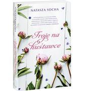 Natasza Socha, Troje na huśtawce marki Edipresse Książki - zdjęcie nr 1 - Bangla
