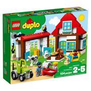 Lego Duplo, Przygody na farmie (10867) marki Lego - zdjęcie nr 1 - Bangla