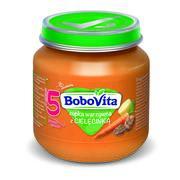 Zupka warzywna z cielęciną po 5. miesiącu marki BoboVita - zdjęcie nr 1 - Bangla