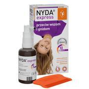 NYDA express 50 ml przeciw wszom i gnidom marki Pohl Boskamp - zdjęcie nr 1 - Bangla