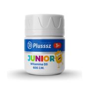 Plusssz Junior Witamina D3 marki Polski Lek - zdjęcie nr 1 - Bangla