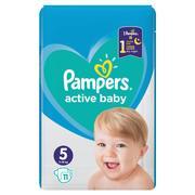 Pieluchy Active Baby marki Pampers - zdjęcie nr 1 - Bangla