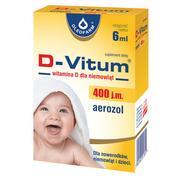 D-Vitum w aerozolu marki Oleofarm - zdjęcie nr 1 - Bangla