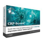 Test CRP Screen - test do badania poziomu białka CRP w krwi marki LabHome - zdjęcie nr 1 - Bangla
