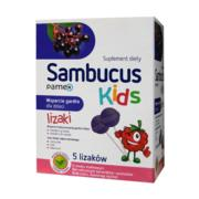 Lizaki na gardło Sambucus Kids marki SAMBUCUS KIDS - zdjęcie nr 1 - Bangla