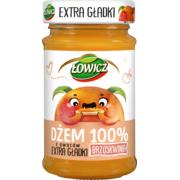 Dżemy 100% z owoców EXTRA GŁADKIE marki Łowicz - zdjęcie nr 1 - Bangla