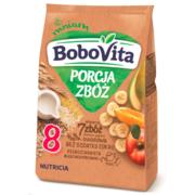 Kaszka 7 zbóż zbożowo-jaglana owocowa marki BoboVita - zdjęcie nr 1 - Bangla