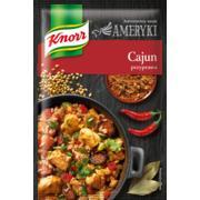 Przyprawa Cajun – smak Ameryki marki Knorr - zdjęcie nr 1 - Bangla