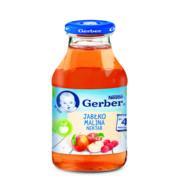Gerber Organic Nektar Jabłko Malina marki Gerber - zdjęcie nr 1 - Bangla
