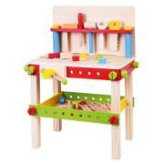 Drewniany stół warsztatowy marki Mini Matters - zdjęcie nr 1 - Bangla