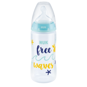 Butelka NUK First Choice Plus Beach Time 300 ml marki Nuk - zdjęcie nr 1 - Bangla