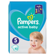 Pieluchy Pampers Active Baby marki Pampers - zdjęcie nr 1 - Bangla