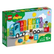 Ciężarówka z alfabetem (10915) marki LEGO DUPLO - zdjęcie nr 1 - Bangla