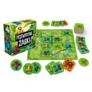 Przewrotne żabki - gra logiczna marki Granna - zdjęcie nr 1 - Bangla