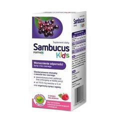 Syrop Sambucus KIDS marki SAMBUCUS KIDS - zdjęcie nr 1 - Bangla
