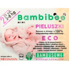Pieluchy Bambiboo marki Rossmann - zdjęcie nr 1 - Bangla