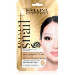 Intensywnie regenerująca przeciwzmarszczkowa maska w płachcie marki Eveline Cosmetics - zdjęcie nr 1 - Bangla
