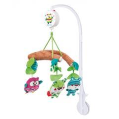 Elektryczna karuzela z pozytywką Forest Friends marki Canpol babies - zdjęcie nr 1 - Bangla