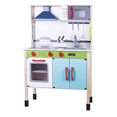 Drewniana kuchnia marki Mini Matters - zdjęcie nr 1 - Bangla