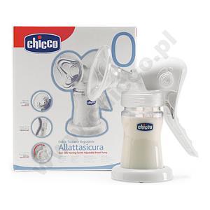 Fizjologiczny odciągacz pokarmu marki Chicco - zdjęcie nr 1 - Bangla