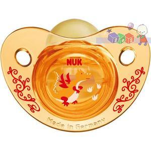 Trendline, smoczek lateksowy marki Nuk - zdjęcie nr 1 - Bangla