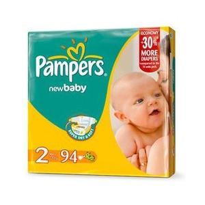 Pampers New Baby /New Baby Dry/ 1, 2 Noworodek i Mini Baby marki Pampers - zdjęcie nr 1 - Bangla