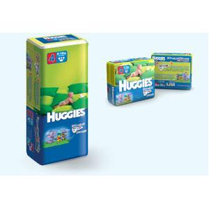 Huggies Super-Flex 3, 4, 4+, 5, 6 marki Huggies - zdjęcie nr 1 - Bangla