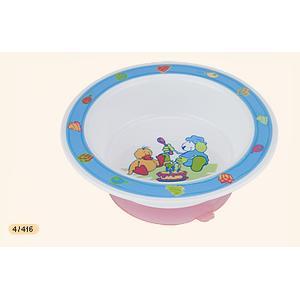 Plastikowa miska z przyssawką 4/416 marki Canpol babies - zdjęcie nr 1 - Bangla