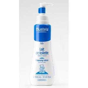 Bebe, Lait de Toilette, Mleczko oczyszczające marki Mustela - zdjęcie nr 1 - Bangla