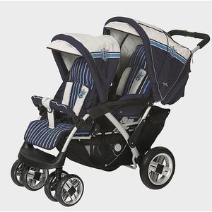 Wózek Oregon Tandem marki Babywelt - zdjęcie nr 1 - Bangla