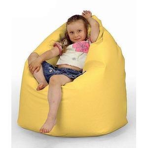 Fotel XL z Ekoskóry marki Fatty - zdjęcie nr 1 - Bangla
