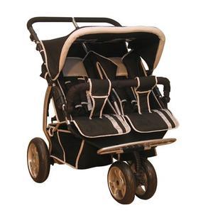 Wózek Twin Alu marki Kees - zdjęcie nr 1 - Bangla
