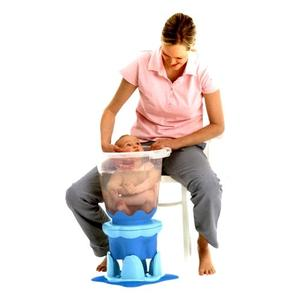 Wiaderko do kąpieli marki Tummy Tub - zdjęcie nr 1 - Bangla