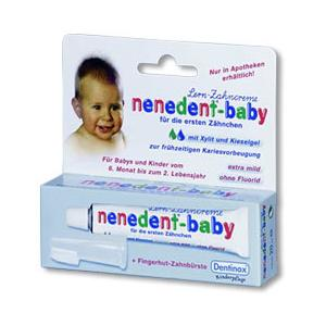 Pasta Nenedent - Baby marki Dentinox KG - zdjęcie nr 1 - Bangla