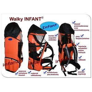 Nosidło turystyczne Walky marki Infant - zdjęcie nr 1 - Bangla