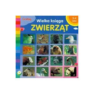 Wielka Księga Zwierząt marki AW Grafag - zdjęcie nr 1 - Bangla