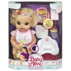 Lalka Baby Alive marki Hasbro - zdjęcie nr 1 - Bangla