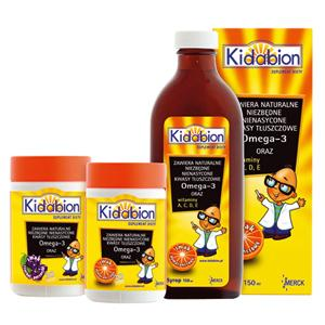 Kidabion. Syrop lub tabletki marki Merck - zdjęcie nr 1 - Bangla