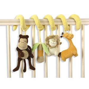 Sprężynka - pluszowa zabawka do łóżeczka. Różne wzory marki Drewex - zdjęcie nr 1 - Bangla