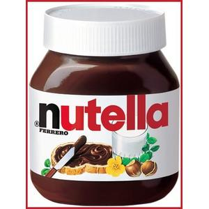 Nutella. Orzechowo czekoladowy krem do smarowania marki Ferrero - zdjęcie nr 1 - Bangla
