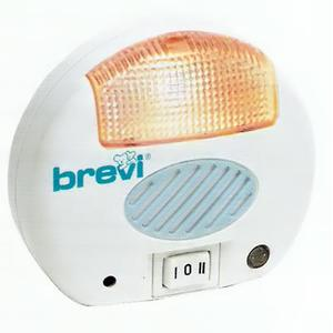 Automatyczna lampka przeciw komarom marki Brevi - zdjęcie nr 1 - Bangla