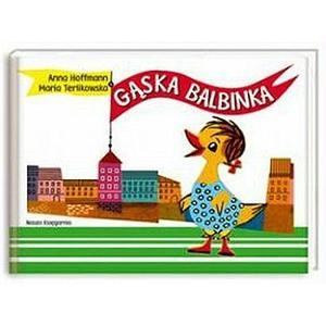 Gąska Balbinka marki Wyd. Nasza Księgarnia - zdjęcie nr 1 - Bangla