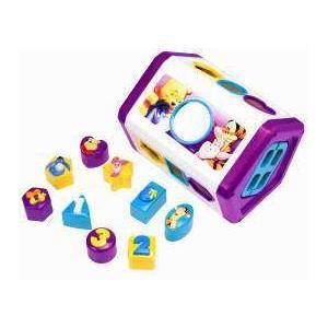 Magiczne pudełko - układanka marki Interkobo - zdjęcie nr 1 - Bangla