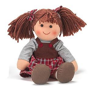 Szmaciane lalki - różne rozmiary. marki Teddykompaniet - zdjęcie nr 1 - Bangla
