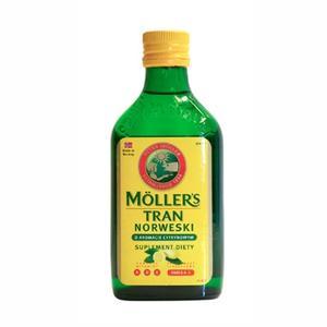 Moller's Tran Norweski Naturalny, Owocowy, Płyn marki Peter Moller - zdjęcie nr 1 - Bangla