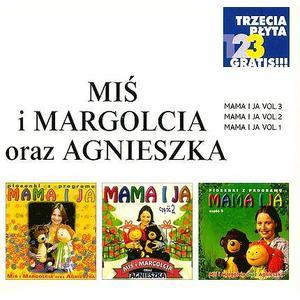 Agnieszka, Miś i Margolcia. Mama i Ja. Płyty pojedyncze lub wielopak marki Sony Music - zdjęcie nr 1 - Bangla