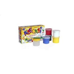 Farby do malowania palcami Klecksi marki Feuchtmann - zdjęcie nr 1 - Bangla