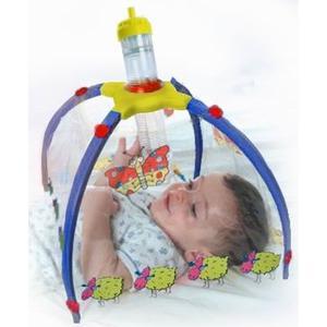 Inhalator bez maseczki Babyair od urodzenia z kompresorem, Baby Air bez kompresora marki Baby's Breath - zdjęcie nr 1 - Bangla