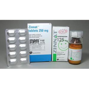 Zinnat - Cefuroximum, antybiotyk marki GSK Glaxo Smith Kline - zdjęcie nr 1 - Bangla